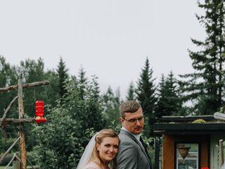 Woodland + Wildflower Weddings at RavenRidge 5