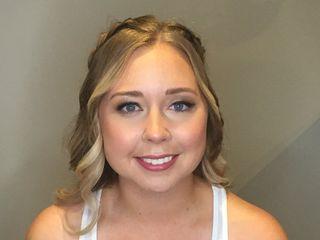 Skylar Normington Makeup Artist 1