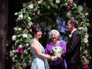 Rev. Mary McCandless ~ Four Seasons Celebrations, Wedding Officiant 5