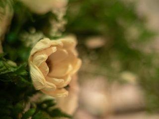 Burlap & Lace Florals 3