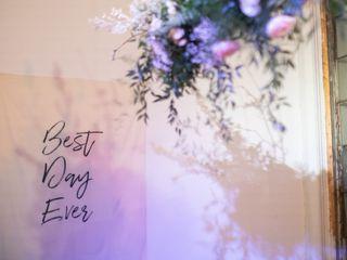 Burlap & Lace Florals 5
