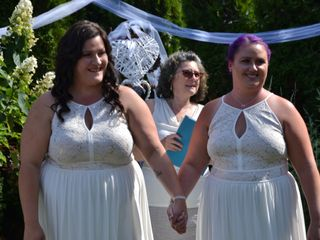 Rev. Melody Bailey - Wedding officiant 3