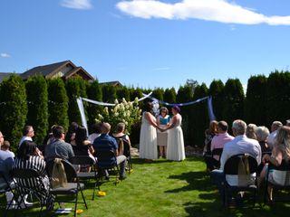 Rev. Melody Bailey - Wedding officiant 4