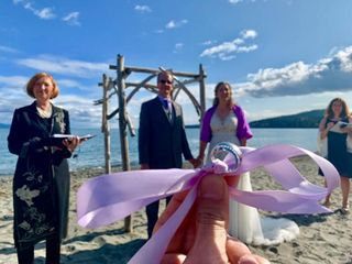 Barbara Densmore, Certified Celebrant & Wedding Officiant 3