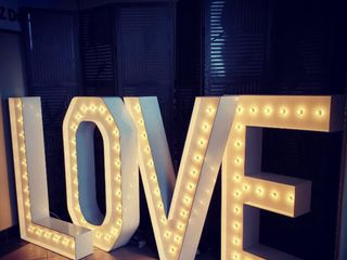 Marquee Lettering 1