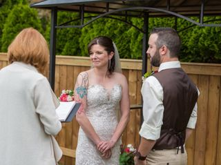 Barbara Densmore, Certified Celebrant & Wedding Officiant 2