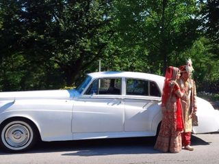 Classic Rolls Royce Chauffeur Services 3