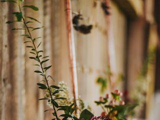 Burlap & Lace Florals 6