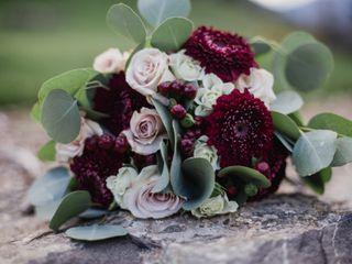 Tickled Floral 2