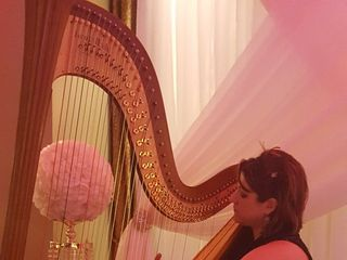 Divine Harp - Harpist 1