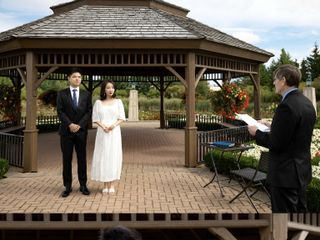 Jim Murphy - Wedding Officiant 2