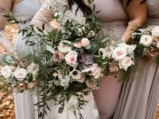 First Comes Love Weddings & Floral Designs 1