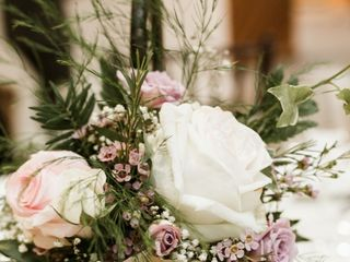 First Comes Love Weddings & Floral Designs 2