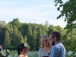 Valerie Russell  - Humanist Officiant 1