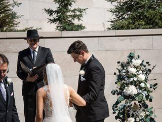 Mr. Ken LeLacheur - Authorized Alberta Marriage Commissioner 1
