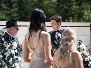 Mr. Ken LeLacheur - Authorized Alberta Marriage Commissioner 3