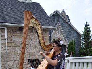 Divine Harp - Harpist 3