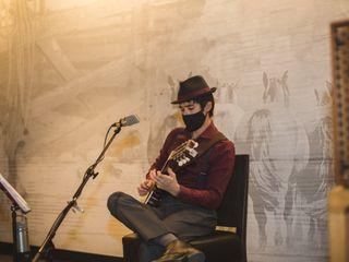 Jeff Ramsey - Guitarist 2