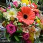 The wedding of Birgitte H. and Blooms & Beyond 20