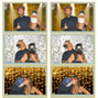 The wedding of Cary I. and Shooting Stars Party Photo Booth 5