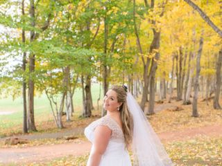 The Perfect Pear Bridal 1