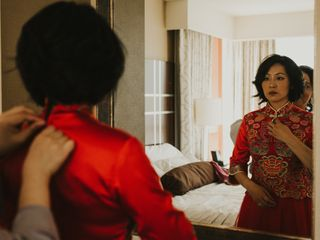 Momo Liu Makeup & Hair Studio 1