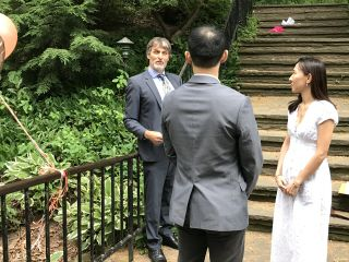 Dr. Nick Overduin - Wedding Officiant 4