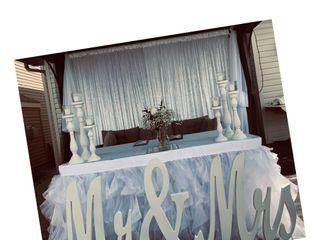 Crème de la Crème Wedding/Event Planning & Decor 3