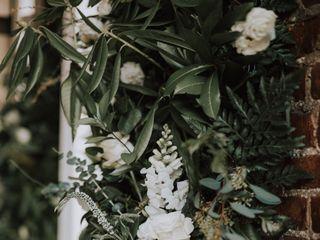 Postmark Flowers 2