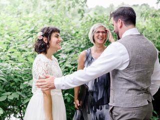 Mariages à Bras Ouverts: Célébrant Montreal-Quebec Officiant 1