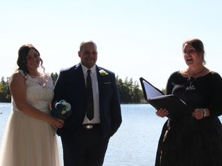 Rachel Edwards, Wedding Officiant and Life Cycle Celebrant 1