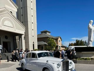 Classic Rolls Royce Chauffeur Services 4