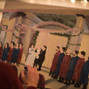 The wedding of Neoma Charles-Lundaahl and John Gingrich - Live Event Painting 7