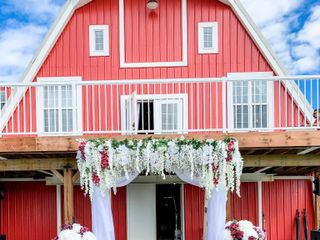 Country Chic Wedding Designs 5