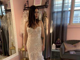 Blushing Bride Crystal Beach 2