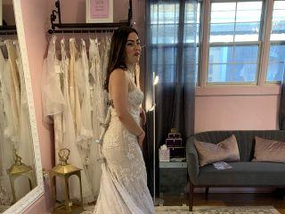 Blushing Bride Crystal Beach 3
