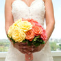 The wedding of andrea martin and Elegant Bouquets 7