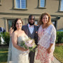 The wedding of Kendra Row and Benjamin Adeho and Reverend Natalie Haig 12