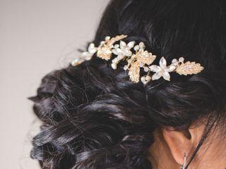Kyana l Bridal Hair Artistry 3