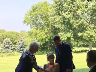 Rev. Mary McCandless ~ Four Seasons Celebrations, Wedding Officiant 4