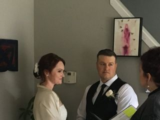 Tracy Sweet - Ontario Wedding Officiant 4