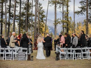 Cornerstone Weddings at the Canmore Nordic Centre 3