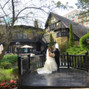 The wedding of Vivien Franklin-Chang and Old Mill Toronto 2