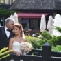 The wedding of Vivien Franklin-Chang and Old Mill Toronto 5