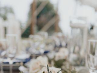 Carol-Anne Barnes Bespoke Wedding Flowers 3