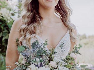 Carol-Anne Barnes Bespoke Wedding Flowers 4