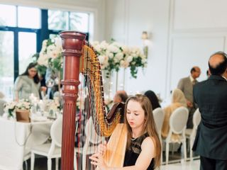Chantal Dube, The Harpist 4