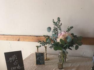 Eastern Hemlock Florals 1