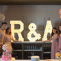 The wedding of Rochelle Anne and Ampersand Marquee Letters 9