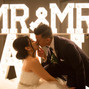 The wedding of Rochelle Anne and Ampersand Marquee Letters 11